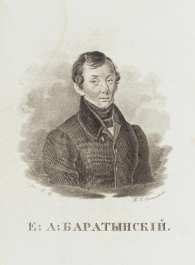 BARATYNSKII, Evgenii Abramovic